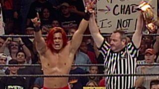WWE 最年少王者 エッセ・リオス