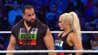 WWE スマックダウン #998 ルセフ イングリッシュ ラナ