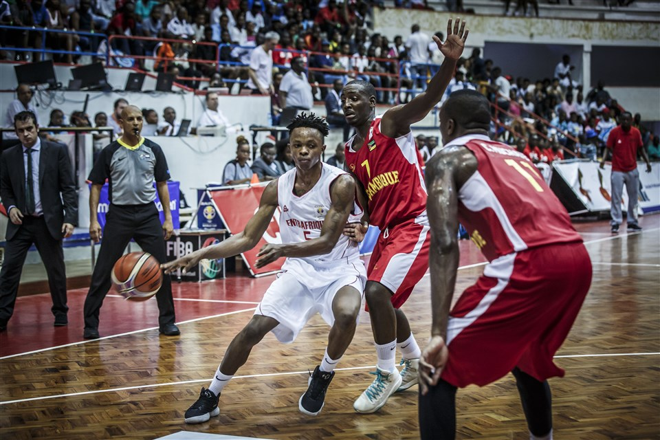 Kurt-Curry Wegscheider FIBA Central African Republic
