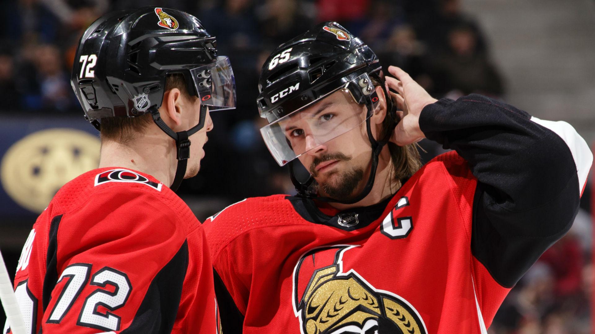 half off 6c49e d9447 Erik Karlsson trade watch: Latest news, rumors with Senators ...
