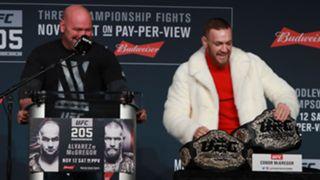 UFC White vs McGreger