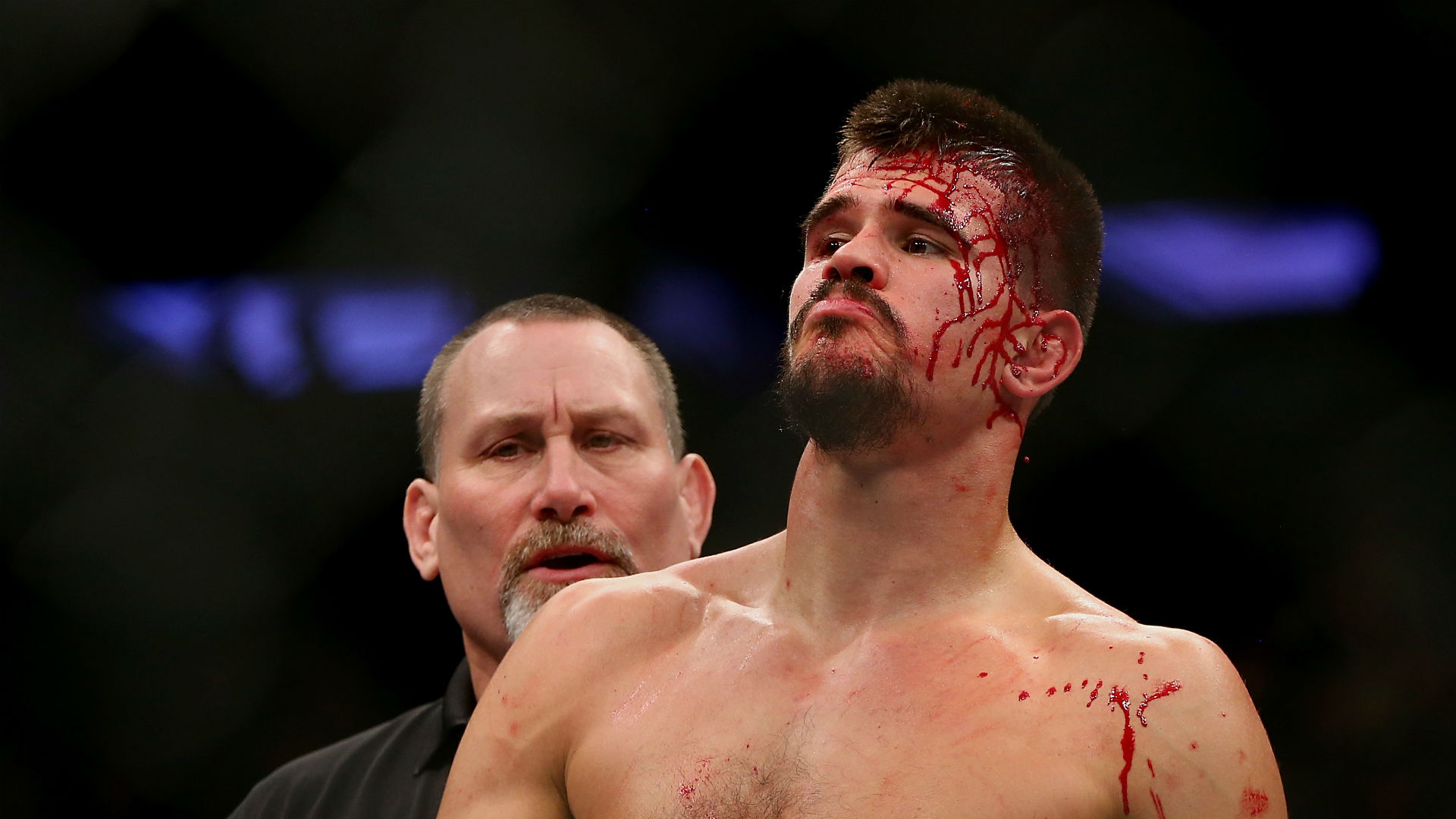 UFC Newark: Mickey Gall details having kidney failure before last fight and why he still chose to fight