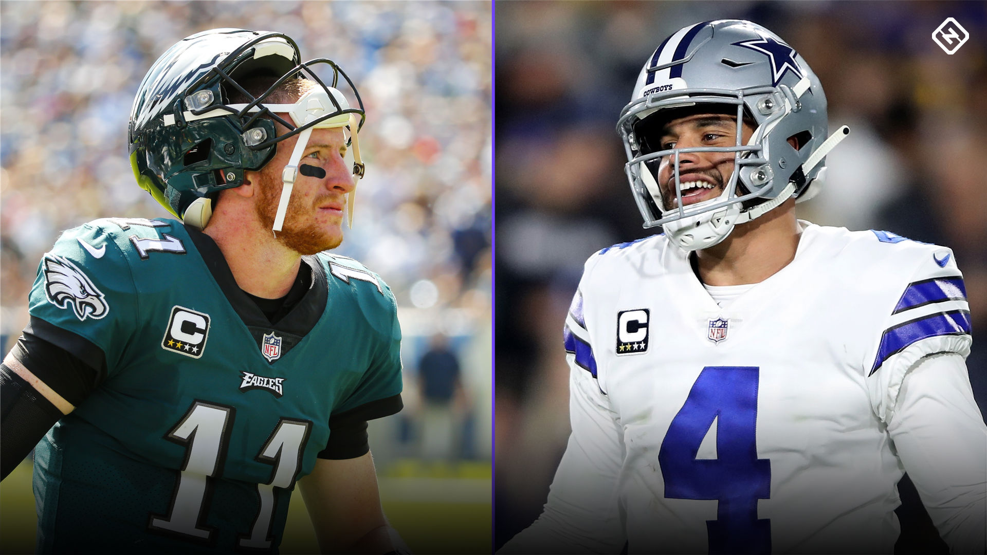 Why Dak Prescott will (and should) get paid more than Carson Wentz