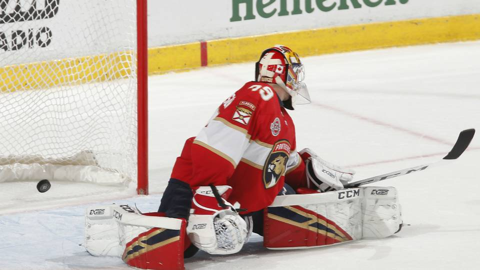 NHL Mixed Bag: Slow-starting Panthers burdened by unmet expectations