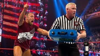 WWE マネー・イン・ザ・バンク キャッシュイン
