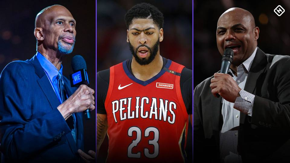 Hall of Famers sound off on Anthony Davis: 'He can't go back and do it right'