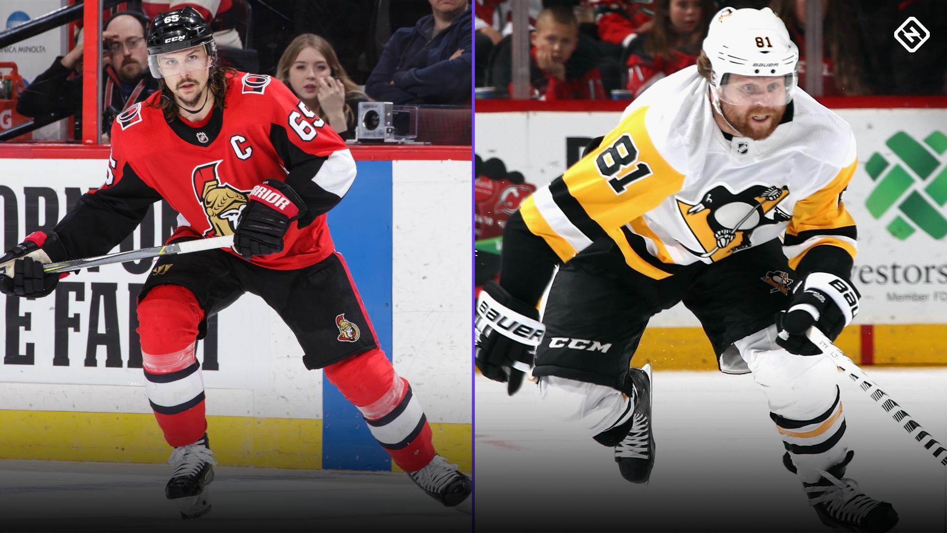 NHL trade rumors 2018: Erik Karlsson, Phil Kessel top list of