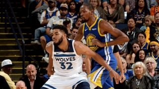 Warriors vs TImberwolves