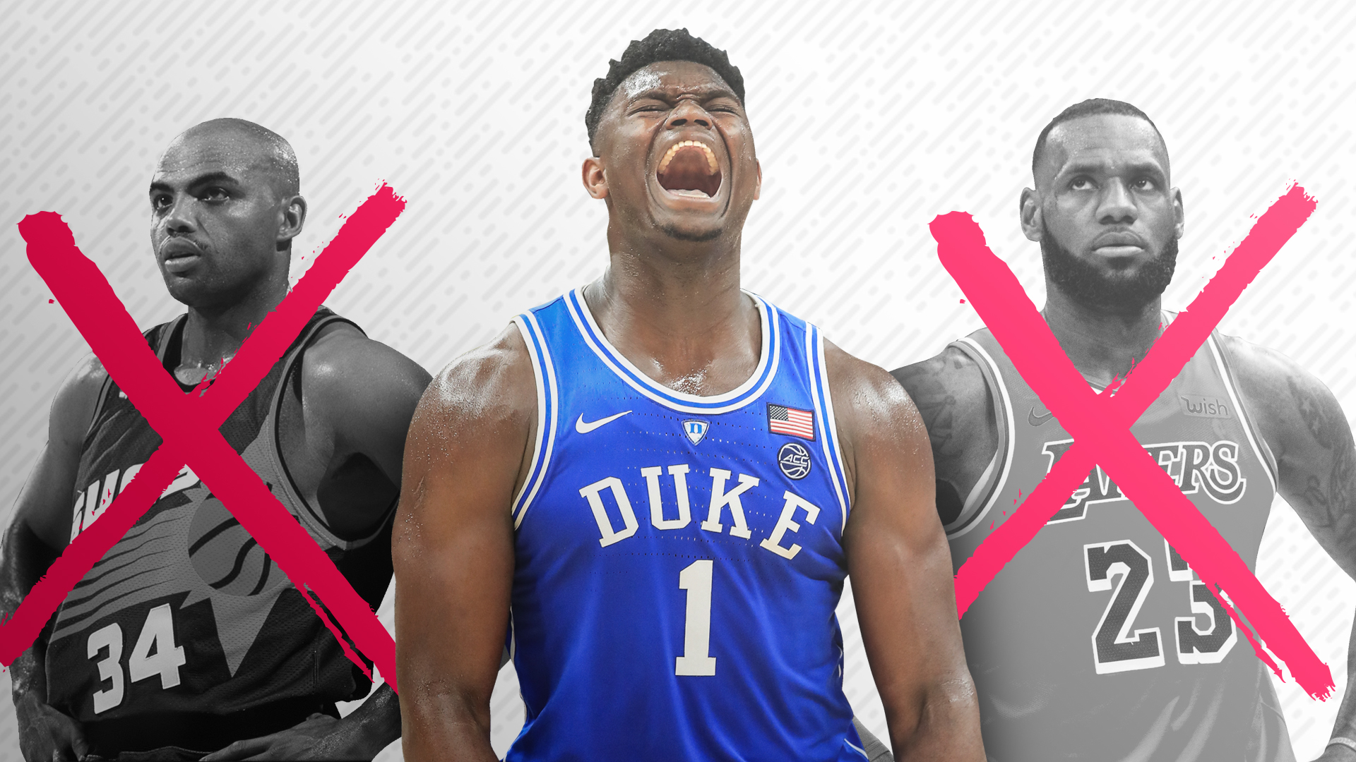 official photos 4b72a df89d Quit the comparisons: Duke's Zion Williamson is something ...