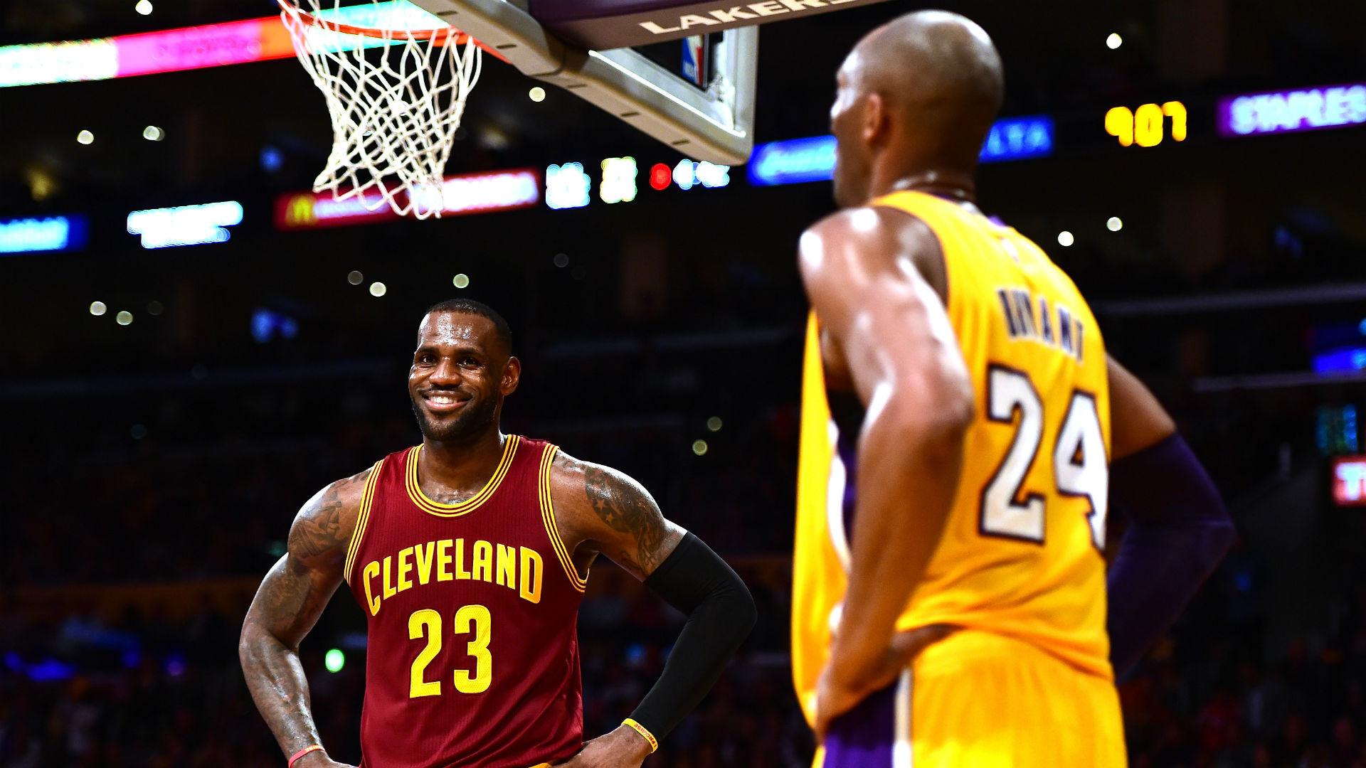 50833de7f7f Michael Jordan ranking Kobe Bryant over LeBron James only validates LeBron s  greatness