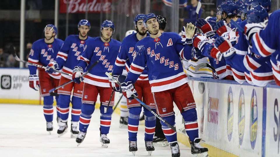 Rangers' offseason to-do list: Flush with picks, cap room, Blueshirts open for business