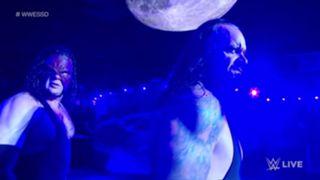 WWE ロウ #1323 アンダーテイカー トリプルH