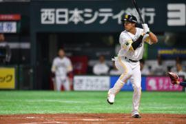 柳田悠岐、福岡ソフトバンクホークス