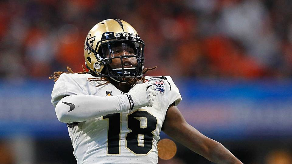 UCF LB Shaquem Griffin, NFL Draft prospect, accepts bid to Senior Bowl