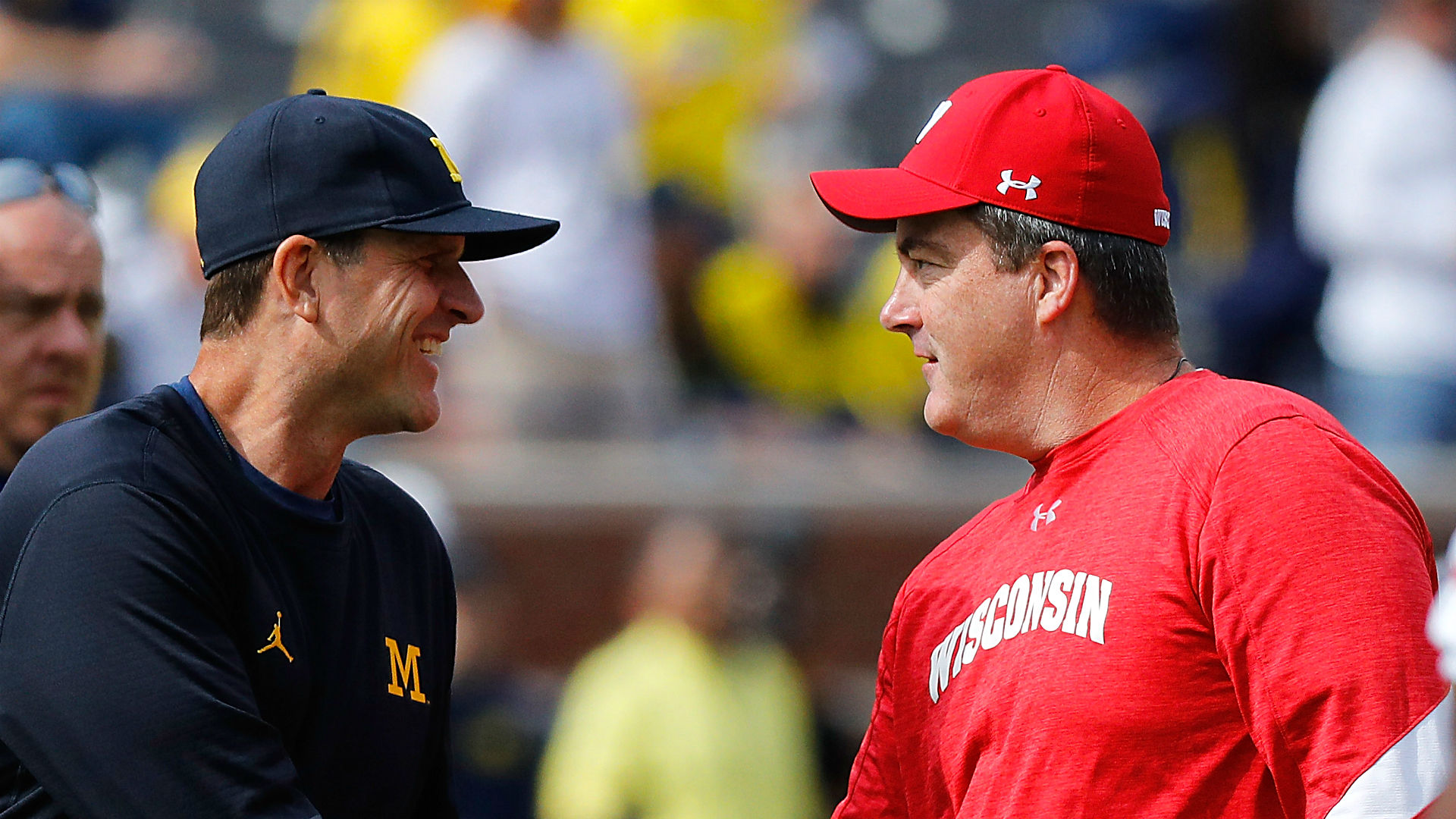 For Michigan-Wisconsin to matter beyond Big Ten, winner must actually challenge for Playoff