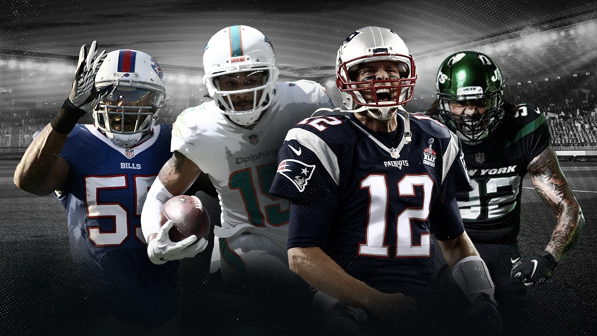 NFL predictions 2019: Patriots do their thing, Jets make