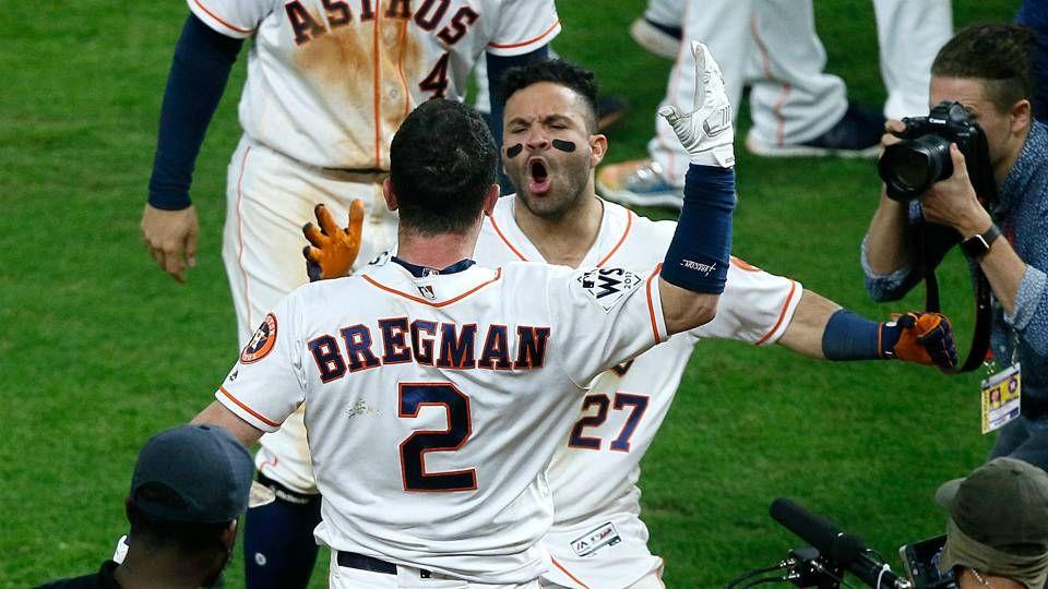 MLB史上最高のワールドシリーズ ...