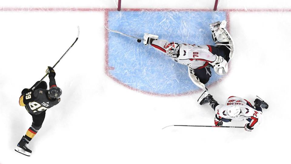 Stanley Cup Final 2018: On Braden Holtby, 'The Save,' and prayers answered in Game 2