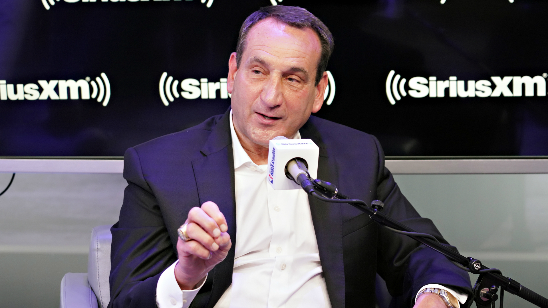 Krzyzewski says NCAA must be willing to change, can't be an 'isolationist country'