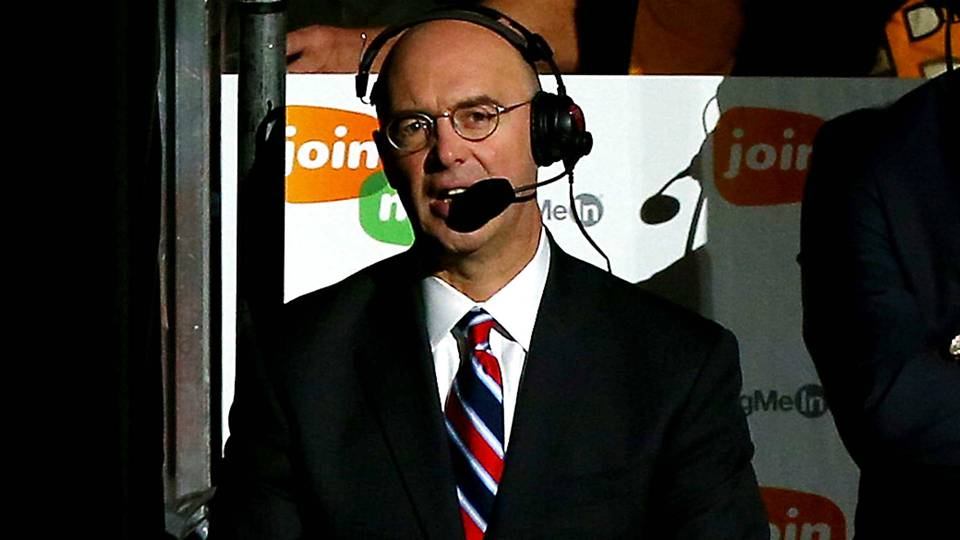 Pierre McGuire appreciates NBC 'household' being resource after cancer surgery
