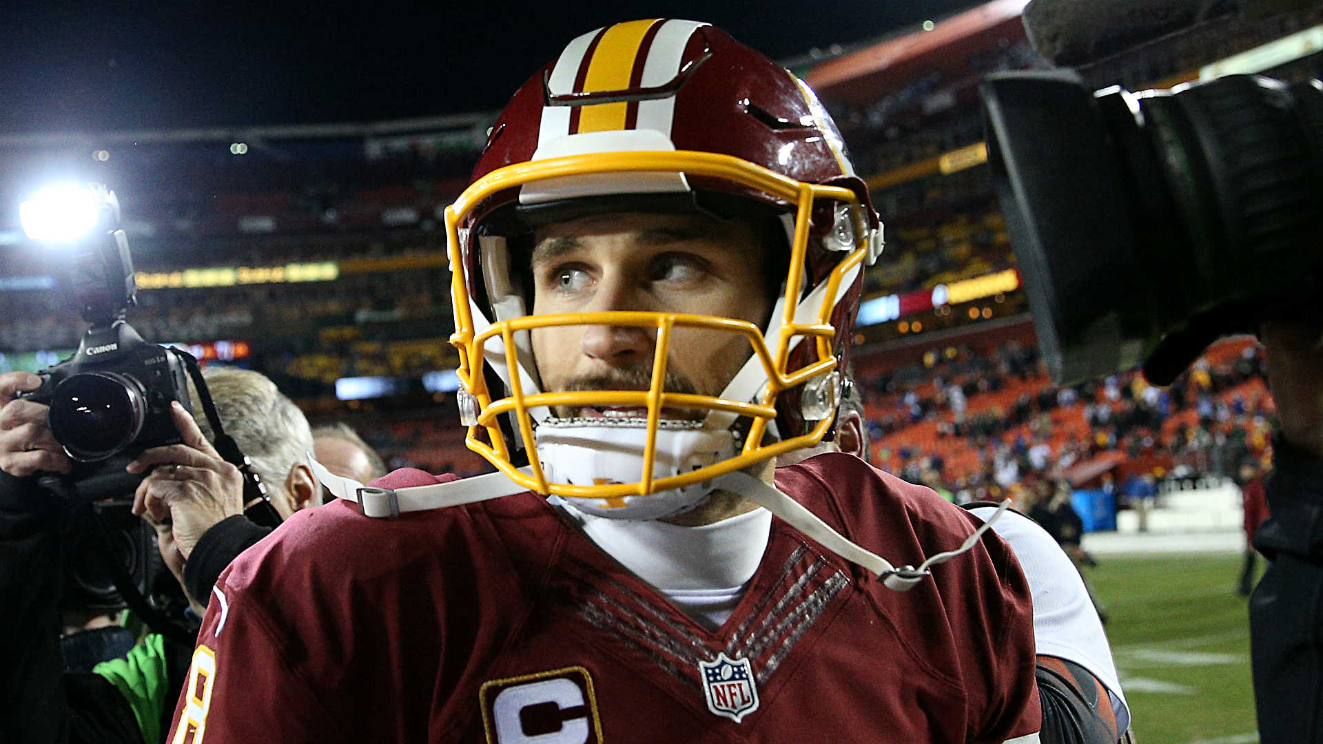 Kirk Cousins' door to 49ers closes, but opens to other teams, including his own