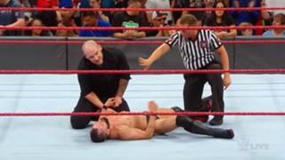 WWE ロウ #1315 ベイラー コービン
