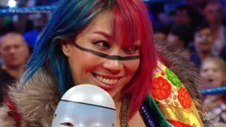 WWE アスカ マネー・イン・ザ・バンク スマックダウン女子王座 挑戦