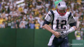 Tom Brady Madden NFL 17