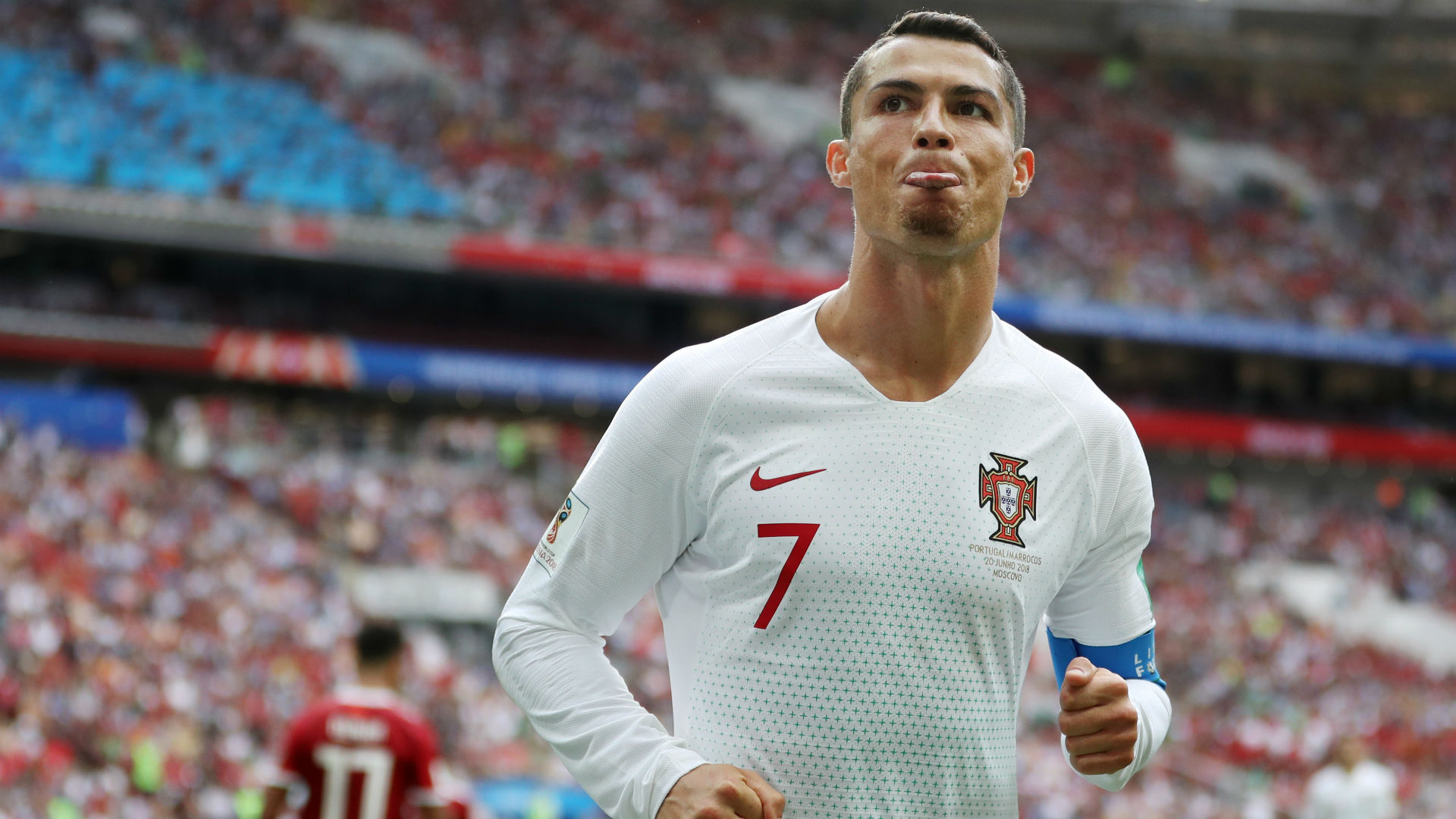 wholesale dealer beff8 1d10b World Cup 2018: Cristiano Ronaldo is making his case for ...