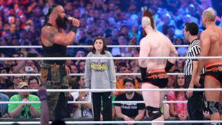 WWE 最年少王者 ニコラス ブラウン・ストローマン