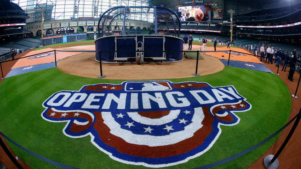 MLB Opening Day 2018: Schedule for all 30 teams