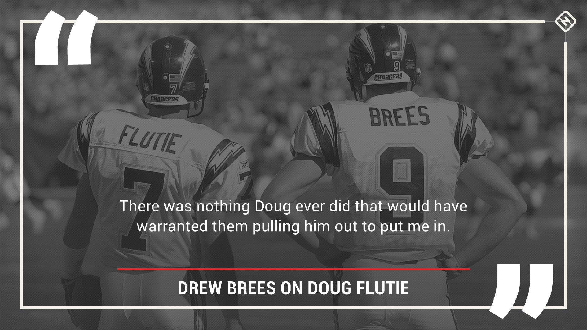 The story of Drew Brees' first game: Resilience, despair and