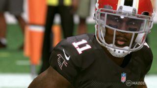 Madden NFL 17 Julio Jones