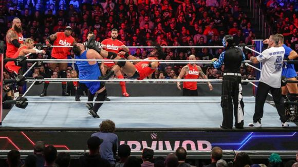 WWE, PPV, サバイバー・シリーズ, ギャラリー