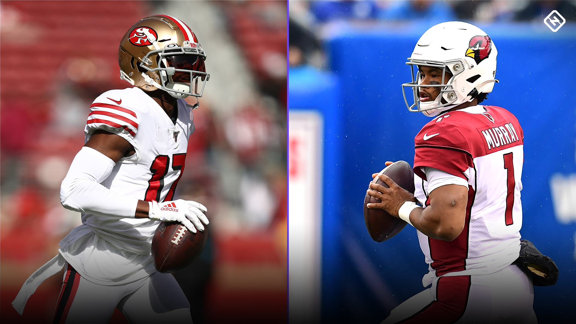 49ers vs. Cardinals: Who to start/sit in fantasy for 'Thursday Night Football'