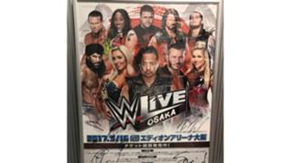 WWE オークション 5月22日開始