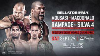 MMA 総合格闘技 Bellator ベラトール クイントン・ランペイジ・ジャクソン
