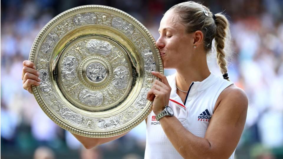 Wimbledon 2018 women's final: Recapping Angelique Kerber's victory over Serena Williams