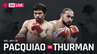 SN-Pacquiao vs. Thurman - Liveblog