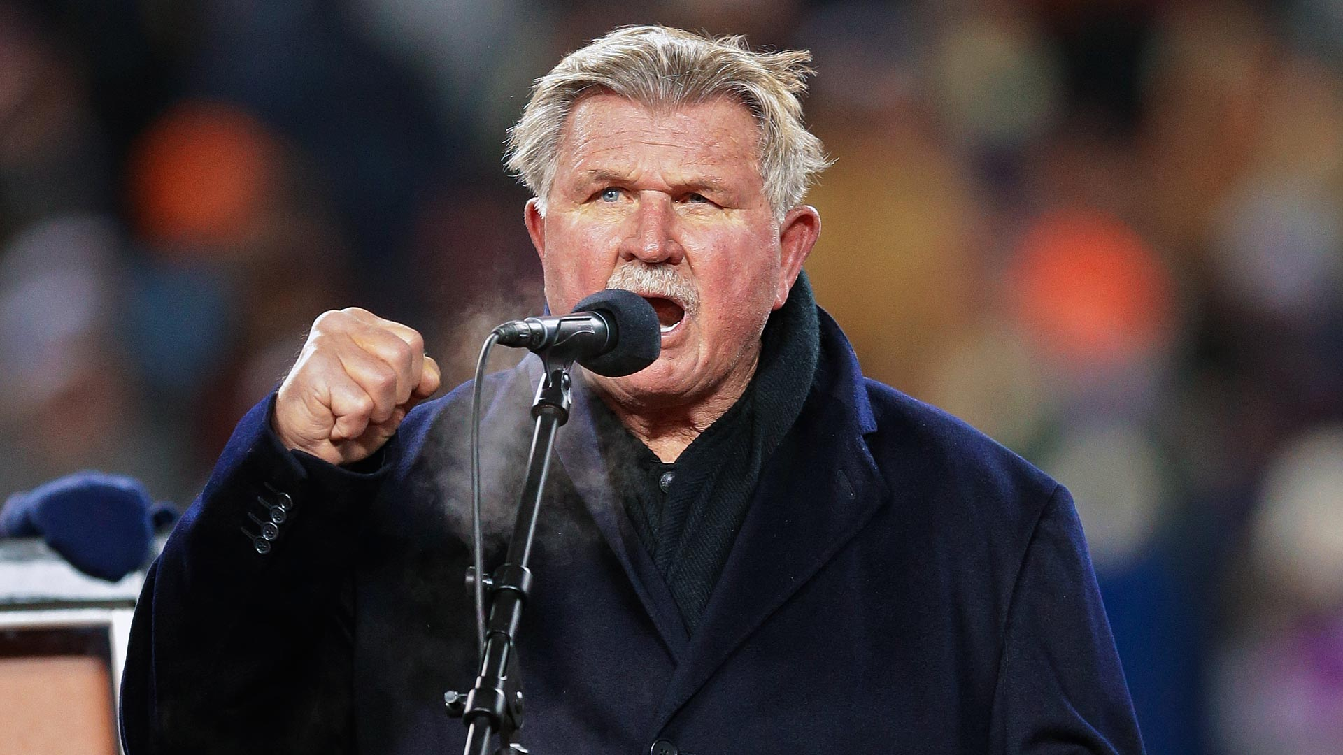 3b6817277ad It's 'Mike Ditka Day' in Illinois; Bears retire jersey | Sporting News