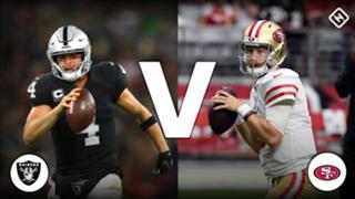 Raiders vs. 49ers