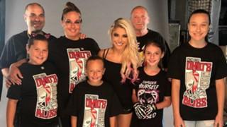 WWE インスタ 0910 アレクサ・ブリス