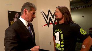 WWE, スマックダウン, #1010, AJスタイルズ