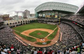 Minute Maid Park field