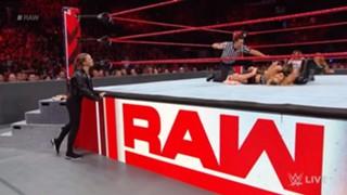 WWE ロウ #1319 アレクサ ロンダ