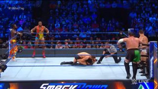 WWE スマックダウン #981 マネー・イン・ザ・バンク 前哨戦