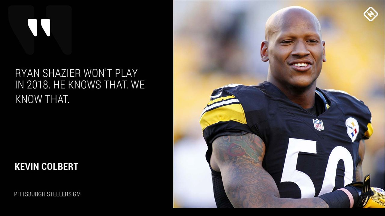 f5f5b592abc Ryan Shazier injury update timeline  Tracing recovery efforts of Steelers  linebacker