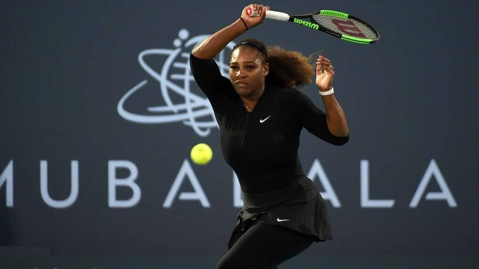 What's next on Serena Williams' 2018 schedule?
