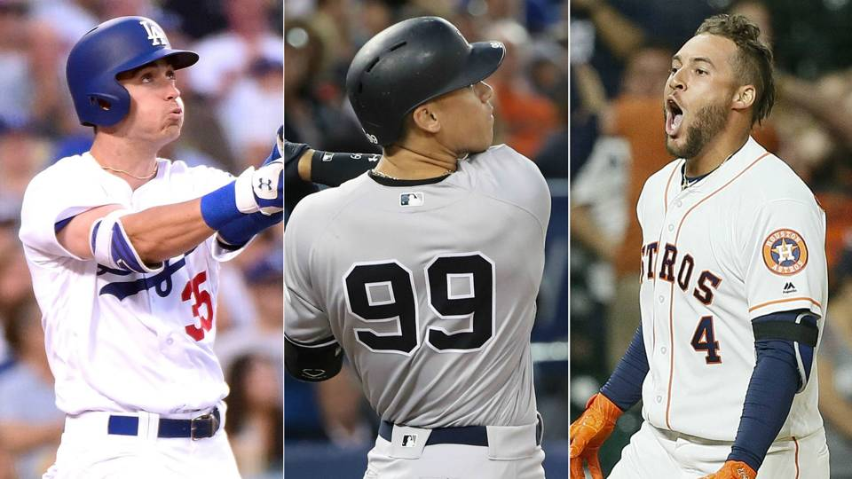 Image result for george springer and aaron judge