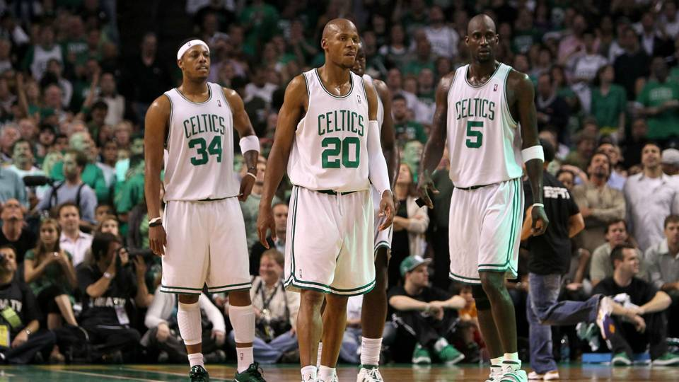 Ray Allen not expecting congratulatory call from ex-Celtics teammates before Hall of Fame induction